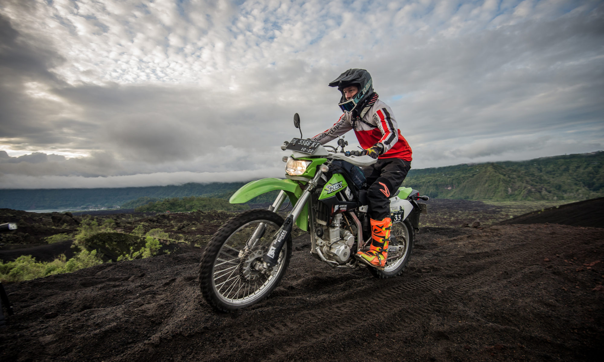 Bali Dirt Bike Volcano Tour