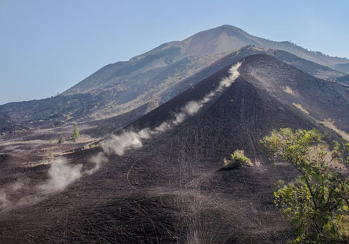 Volcano Dirt Bike Tour