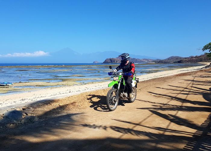 Dirt Bike Adventures in Indonesia