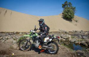 Allan fra Danmark har kørt både med Dansk Off Road MC-Klub og Adventure Riders Indonesia