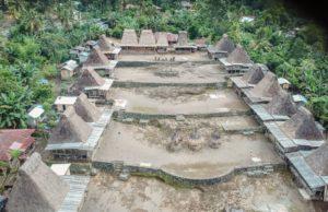 Gurusina Traditional Ngada Village in Flores