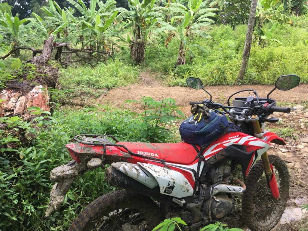 honda crf dirt bike
