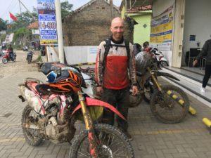 Enduro Dirt Bike Trip