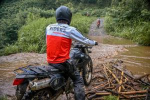 river crossing in Java