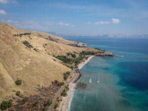 Flores Coast Line