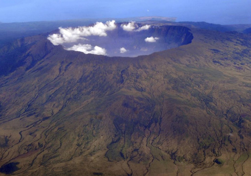 Mount Tambora - Sumbawa