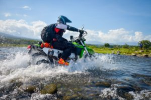 Travel the Trans Flores in a different way with our guided dirt bike tours across the island