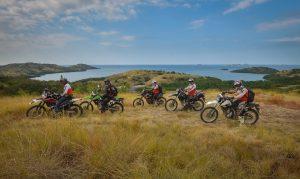 Motorcycle Tour Flores Island
