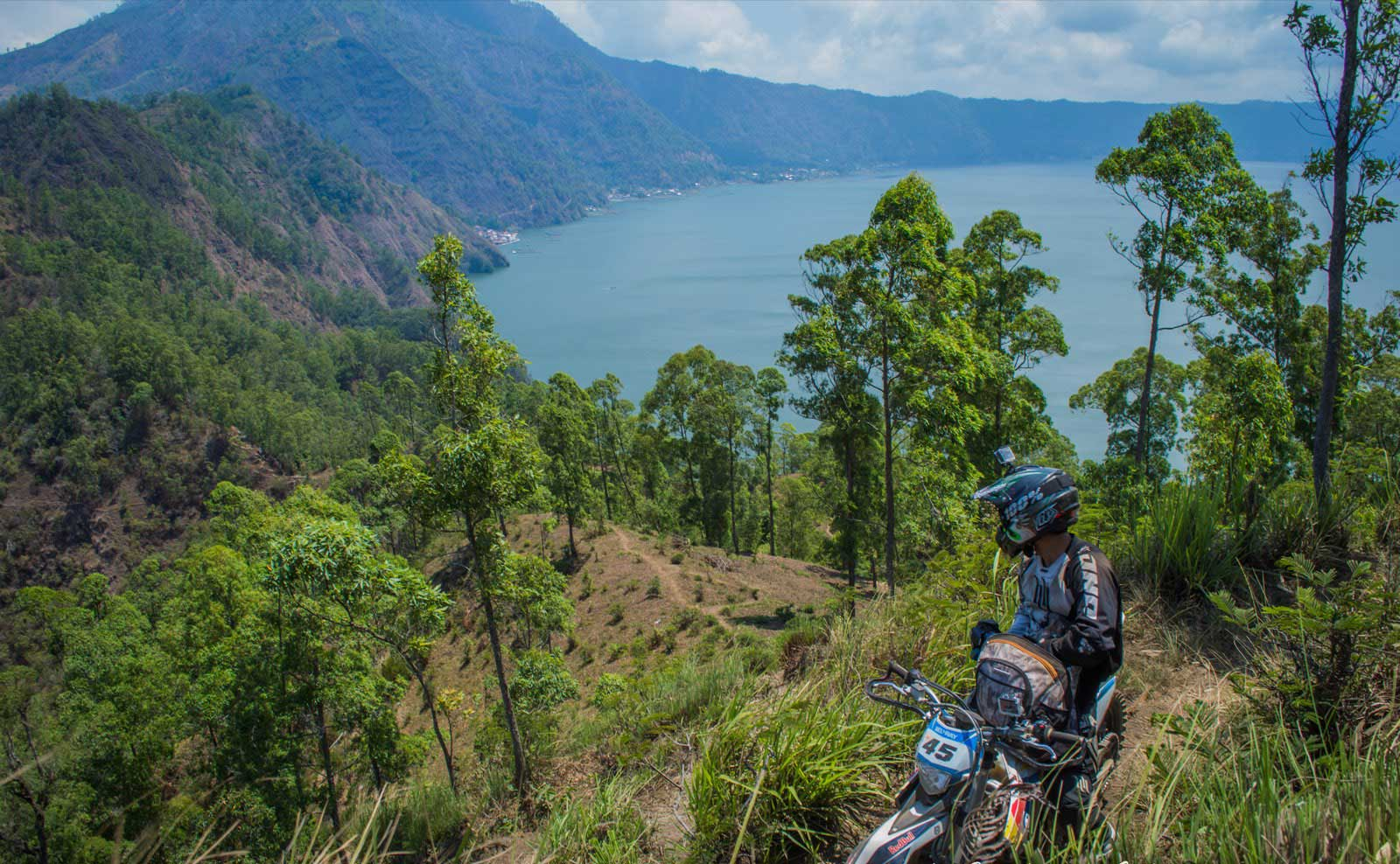 Motorcycle Adventure Tours in Bali