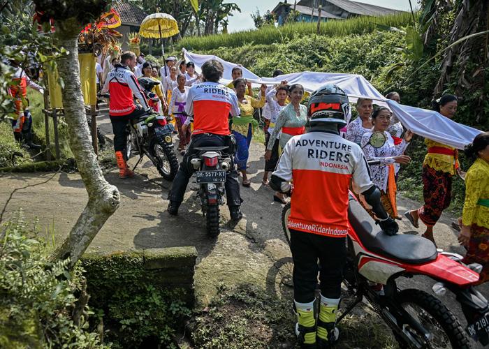Bali Dirt Bike Adventure Tours