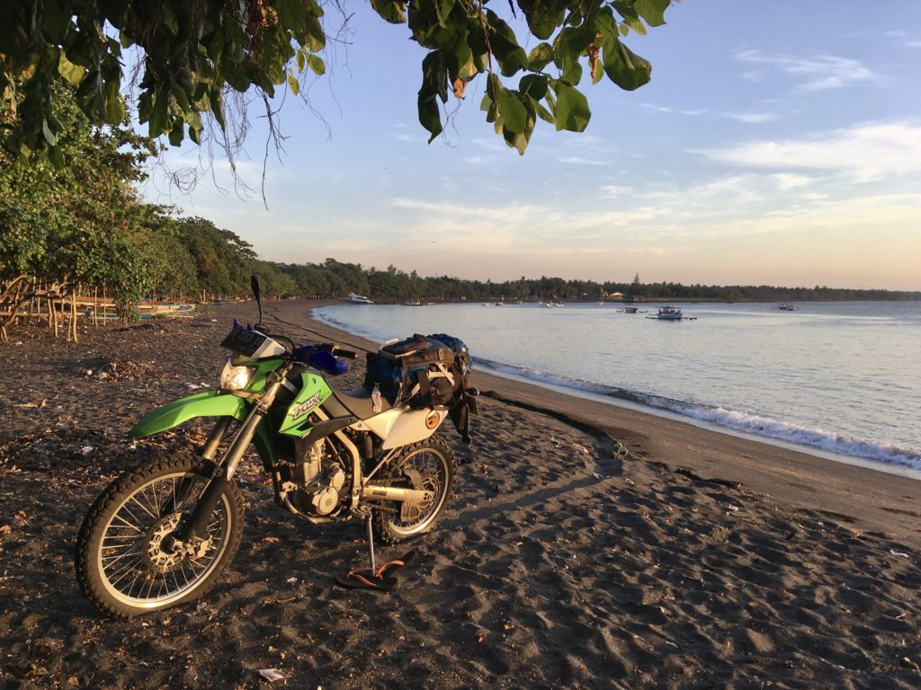 Lombok Beach Ride