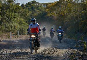 dirt bike tour