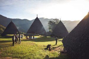 Wae Rebo Mountain Village
