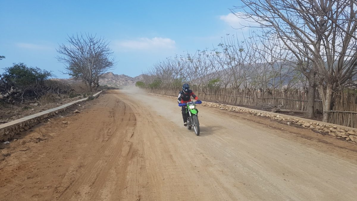Dirt Bike Riding in Sumbawa