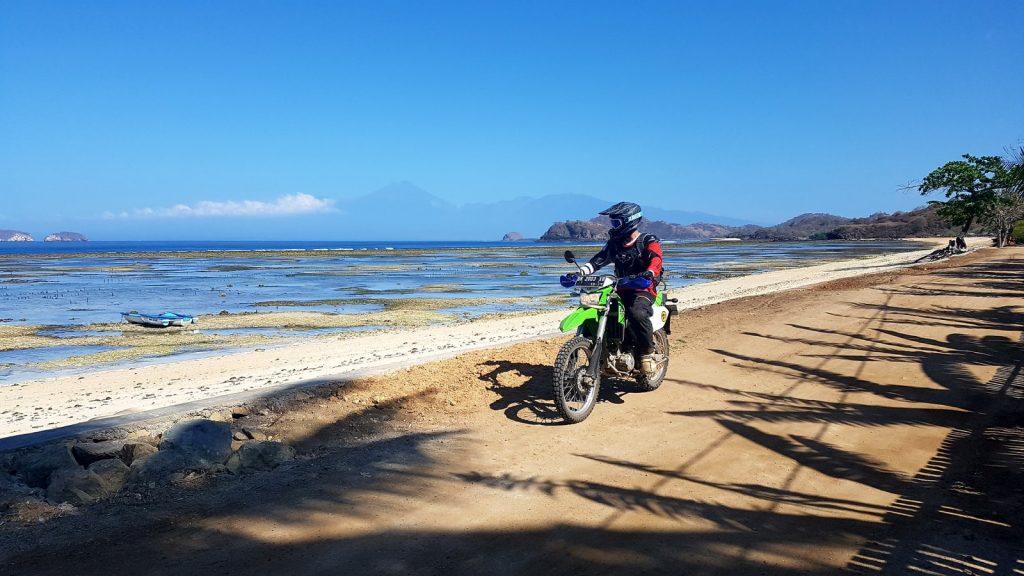 Sumbawa Tambora Motorcycle Tour