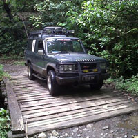 The Support Vehicle