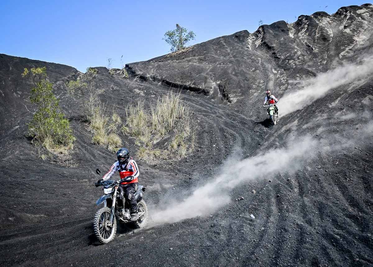 Bali Dirt Bike Tours