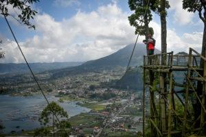 Kintamani and Mount Batur viewpoint