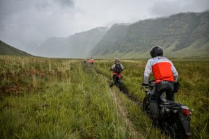 Adventure Riding at the Bromo Caldera