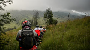 Adventure Riding on the Bromo Mountail Trails