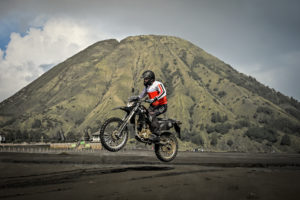 Bromo Tengger Semeru National Park Dirt Bike Tour