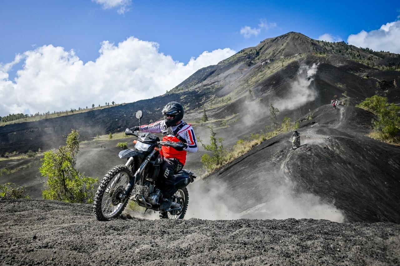 Dirt Bike Bali to Bromo