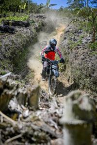 Single Track Dirt Bike Trails