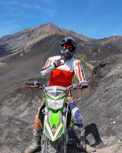 Batur Volcano Vilem Palac