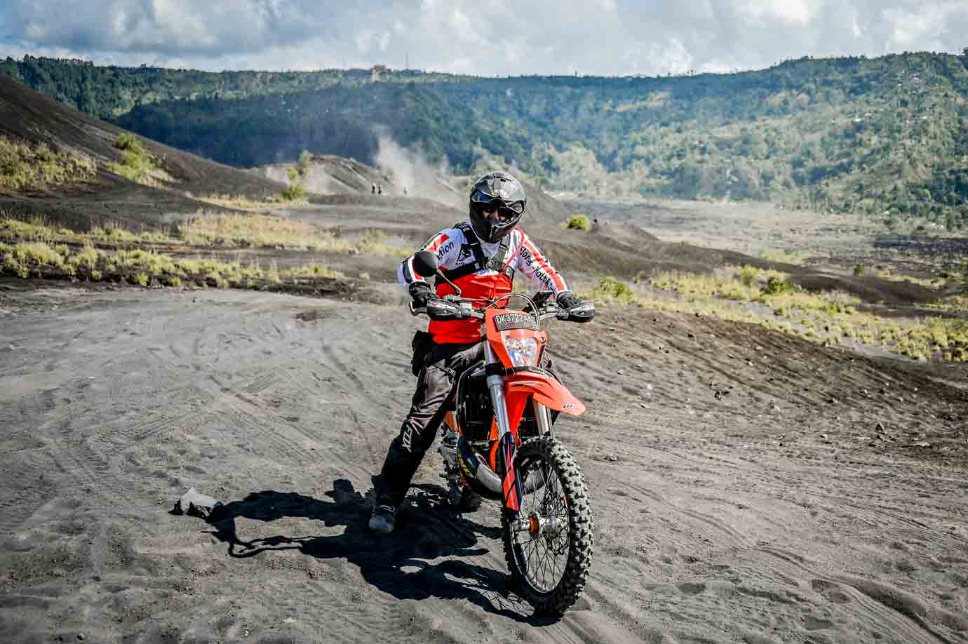 enduro dirt bike type