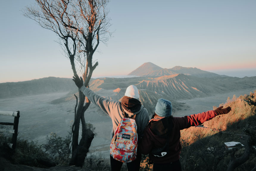 sunrise bromo - things to do in bromo